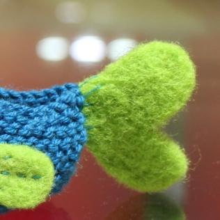 Tail Closeup